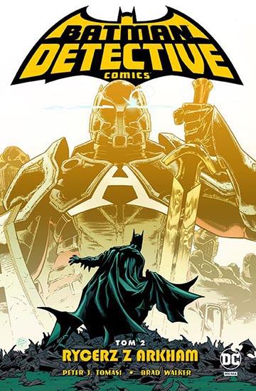 Batman Detective Comics tom 2 okładka