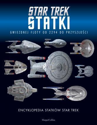 Encyklopedia statków Star Trek okładka
