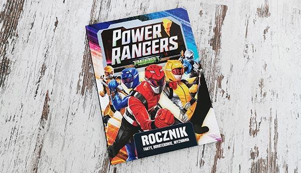 Power Rangers Beast Morphers - Rocznik