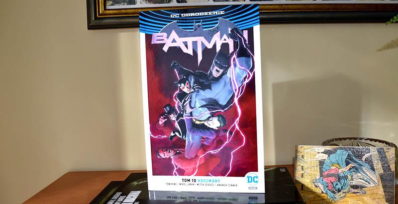 Batman tom 10 koszmary recenzja