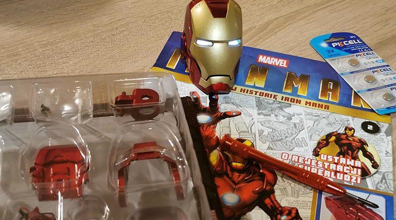 Jak zbudować zbroję Iron Mana recenzja