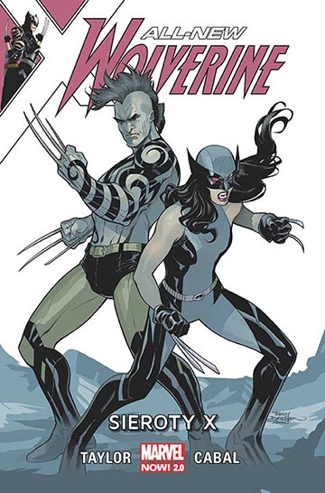 All-New Wolverine Tom 5