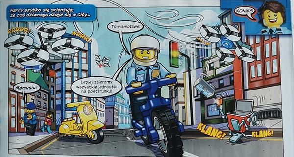 Magazyn Lego City 1/2021