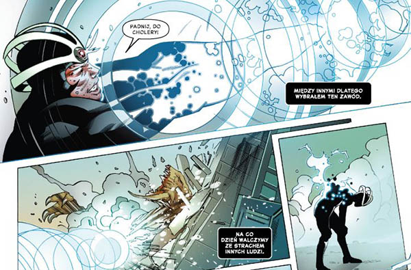 Astonishing X-Men tom 3 recenzja