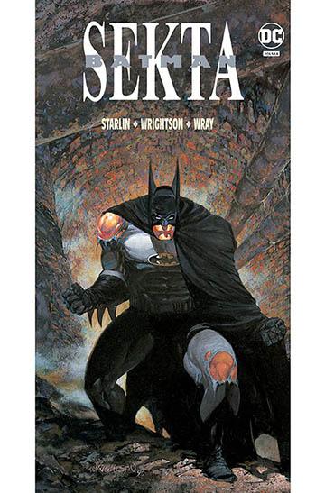 Batman: Sekta okładka