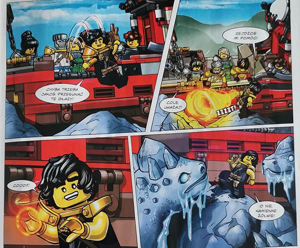 Magazyn Lego Ninjago 1/2021