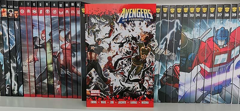 Avengers: Nie poddamy się recenzja
