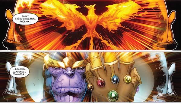 Komiks Avengers: Nie poddamy się