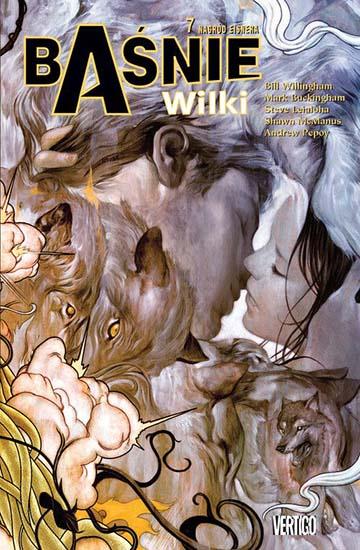 Baśnie tom 8: Wilki okładka