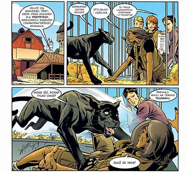 Baśnie tom 8: Wilki