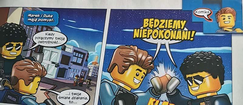 Magazyn Lego City 3/2021 recenzja