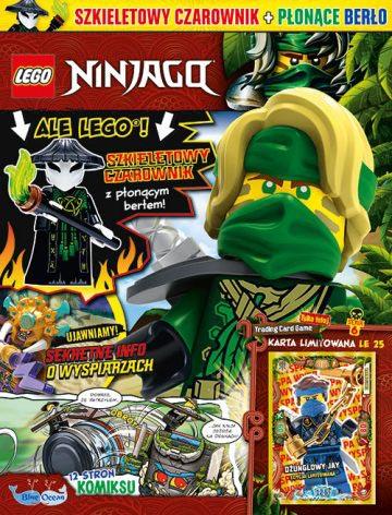 Magazyn Lego Ninjago 4/2021 okładka
