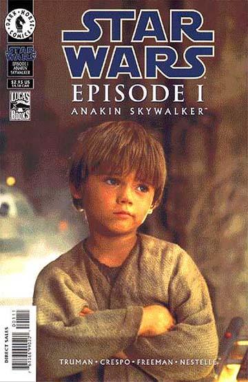 Gwiezdne Wojny Komiks - Anakin Skywalker