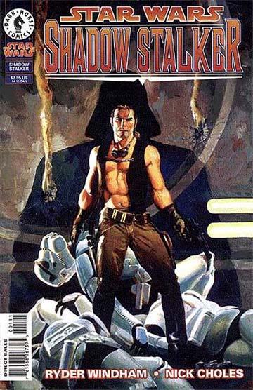 Gwiezdne Wojny Komiks - Jix - Agent Imperium