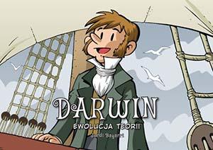 Najwybitniejsi Naukowcy - Darwin, Ewolucja teorii okładka