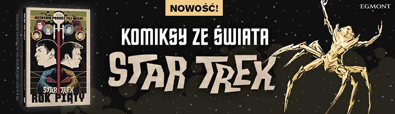 Star Trek - Rok piąty