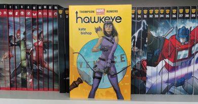 Hawkeye - Kate Bishop recenzja