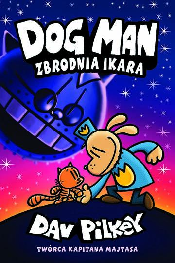 Dogman tom 9 - zemsta iakra okładka
