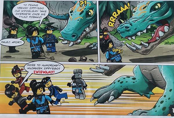Magazyn Lego Ninjago 6/2021