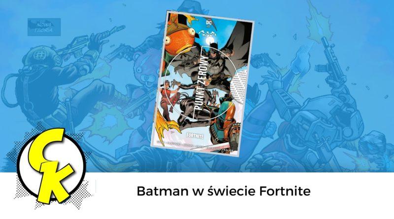 Batman w świecie Fortnite