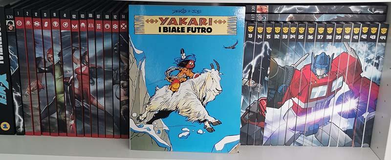 Yakari tom 11: Białe futro recenzja