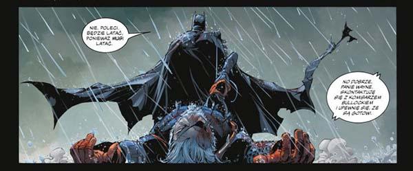 Batman tom 1: Ich Mroczne Plany