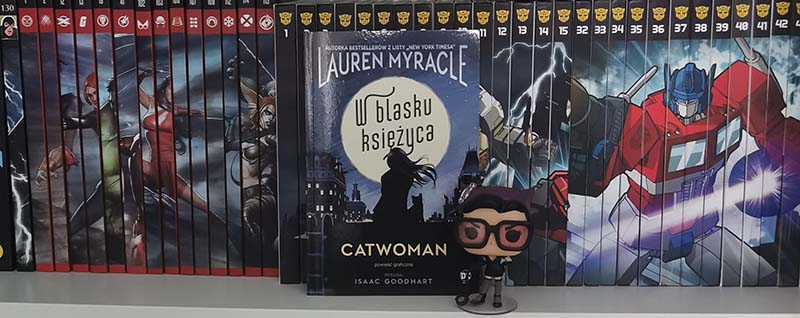 Catwoman: W blasku księżyca recenzja