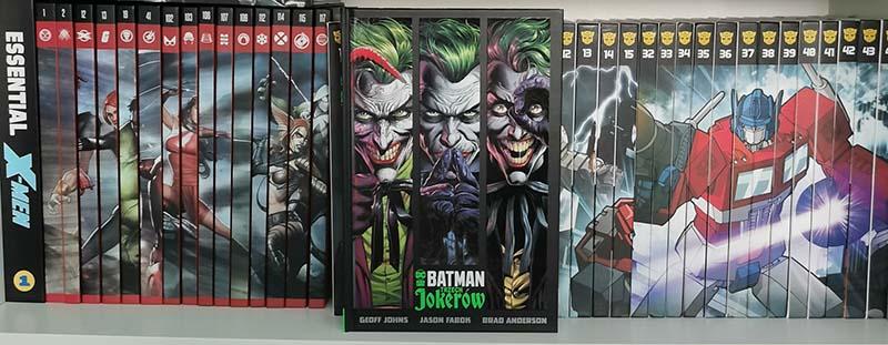 Batman: Trzech Jokerów recenzja