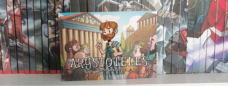 Najwybitniejsi Naukowcy - Arystoteles, głód wiedzy recenzja
