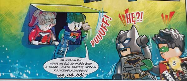 Magazyn Lego Batman 4/2021
