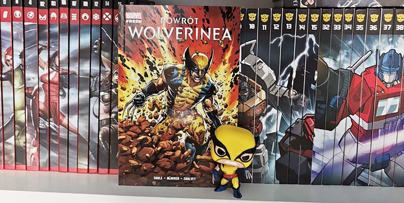 Powrót Wolverine'a recenzja