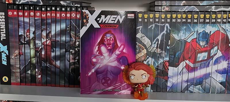 X-Men: Czerwoni recenzja