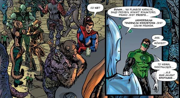 komiks Green Lantern tom 3: Blackstars