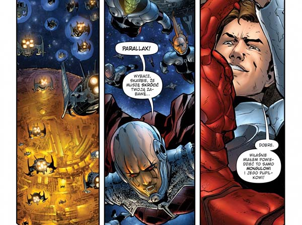 komiks Green Lantern tom 3: Blackstars recenzja