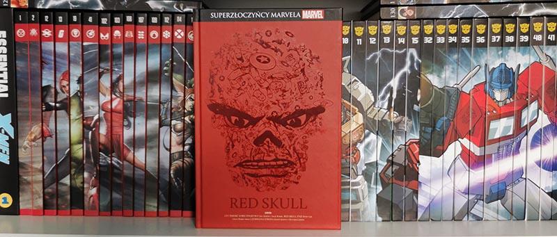 Superzłoczyńcy Marvela: Red Skull recenzja