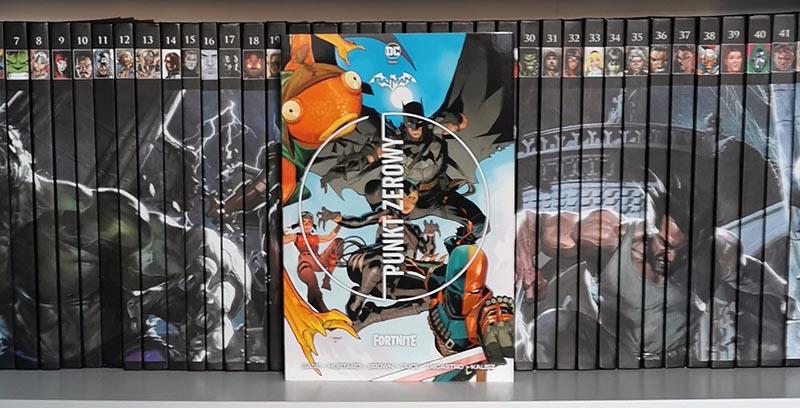 Batman/Fortnite - Punkt Zerowy recenzja