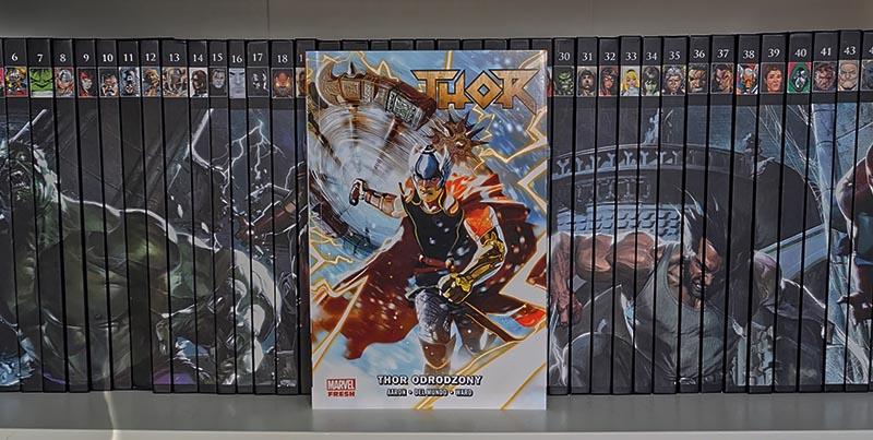 Thor tom 1: Thor odrodzony recenzja